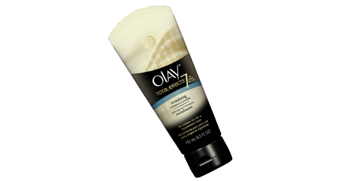 Cleanser I use, Olay Total Effects 7 Revitalizing Foaming Cleanser